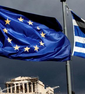greece flags