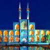 tehran-mosque